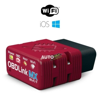 Diagnostika OBDLink MX Wi-Fi, CZ program TouchScan - SCANTOOL
